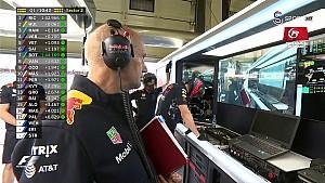 Ricciardo'nun yolda kalışı - 2017 Britanya GP sıralama