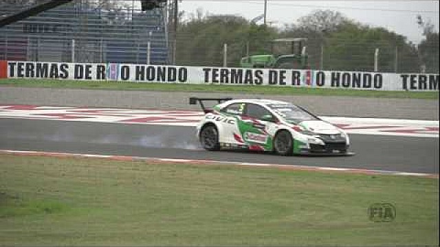 WTCC - 2017 race of Argentina - Main race