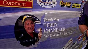 Behind the visor: Jack Beckman remembers Terry Chandler