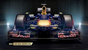F1 2017 Coches clásicos – Red Bull Racing