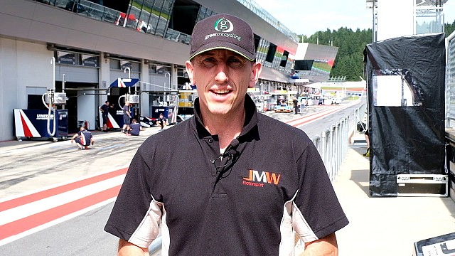 4 Hours of the Red Bull Ring: Le Mans Winner Rob Smith Still Walking on Air