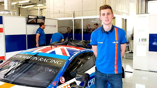 ELMS rising star episode 2: Ross Gunn
