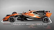 F1 McLaren Honda 3d animation update