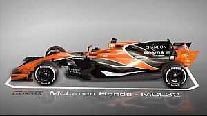 Доповнено: новинки McLaren Honda в Британії