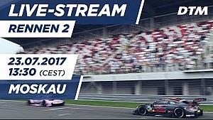 DTM Moskau: 2. Rennen