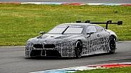 El nuevo BMW M8 GTE