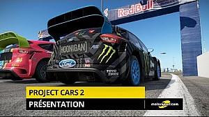 Découvrez avec nous Project CARS 2!
