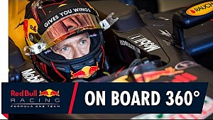 On board for a 360° lap of the Red Bull ring with Sébastien Ogier