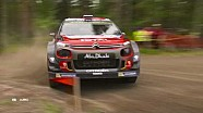 WRC - 2017 Rally Finland - day 1