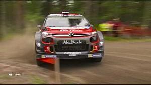 WRC - Rally de Finlandia 2017 - Día 1