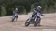 La deuxième journée du 4e Yamaha VR46 Master Camp