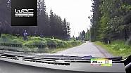 Rally Finlandia 2017: Lappi plano hacia fuera