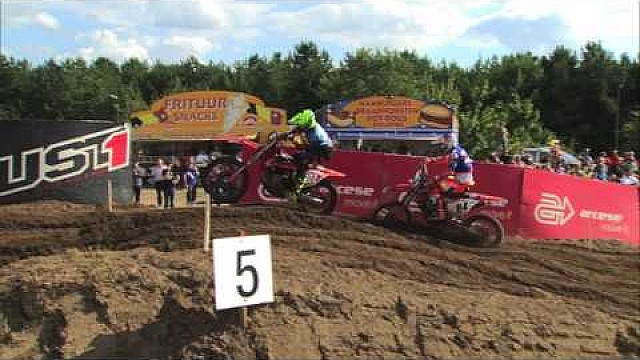 MXGP Lommel 2017: Herlings vs Cairoli