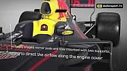 Оновлення Red Bull на Гран Прі Угорщини