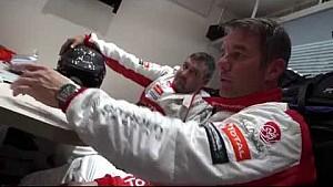 Sebastien Loeb testet Citroën C3 WRC