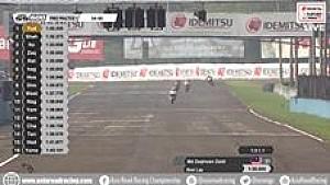 LIVE Asia Road Racing Championship 2017 - Sentul