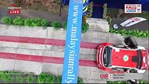 APRC Malaysia Rally 2017 - Ceremonial finish Live