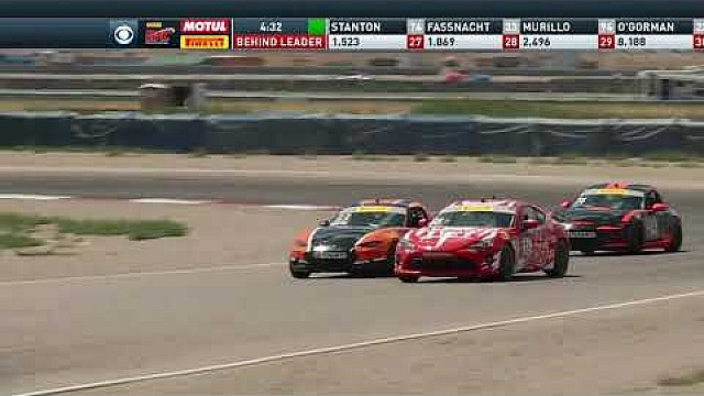 PWC 2017 Utah TC/TCA/TCB Round 7 live stream highlights