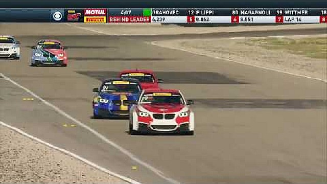 PWC 2017 Utah TC/TCA/TCB round 8 live stream highlights
