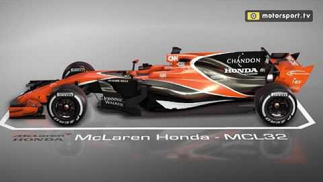 Resumen media temporada: McLaren-Honda