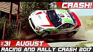 Racing and rally crash compilation week 31 August 2017