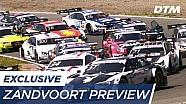 DTM op Circuit Zandvoort: