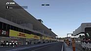 Motorsport.Com & Ortombo.Com Sanal F1 Turnuvasi 2017 Japonya GP