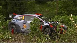 Rallye Deutschland: Highlights Tag 2, Teil 2