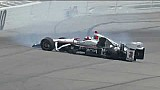 El incidente de Helio Castroneves en Pocono