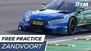 Top 3 free practice 3 - DTM Zandvoort 2017