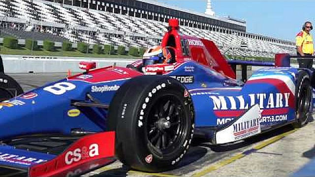 HPD Trackside -- Honda IndyCar Pocono qualifying report