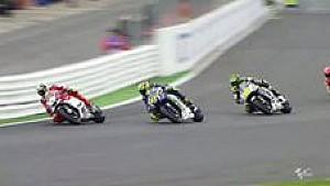 Kilas balik: MotoGP Inggris 2016