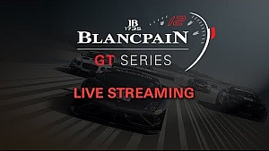 Live - Qualifying - Hungary - Blancpain Gt series - Sprint cup