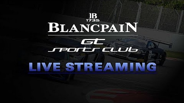 Main race - Hungary - Blancpain Gt sports car club