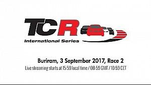 2017 Бурірам, TCR гонка 16