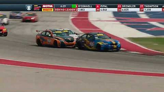 PWC 2017 GP of Texas at COTA TC/TCA/TCB Rd 10 live stream highlights