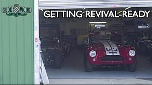 ¿Cómo se hace un histórico coche de carreras?