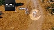 WRC 2017: Dronenflug