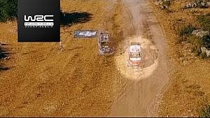 WRC 2017 desde el aire