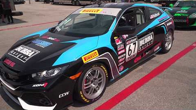 HPD Trackside -- Pirelli World Challenge Touring car recap