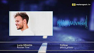 Luca Ghiotto: