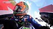 MotoGP: Tissot Pole Winning Lap - Vinales #SanMarinoGP 2017