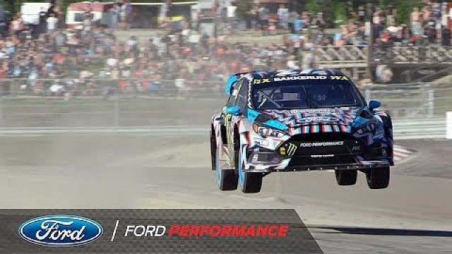 Ken Block's Ford Focus RS RX Specs | FIA World Rallycross | Ford Performance
