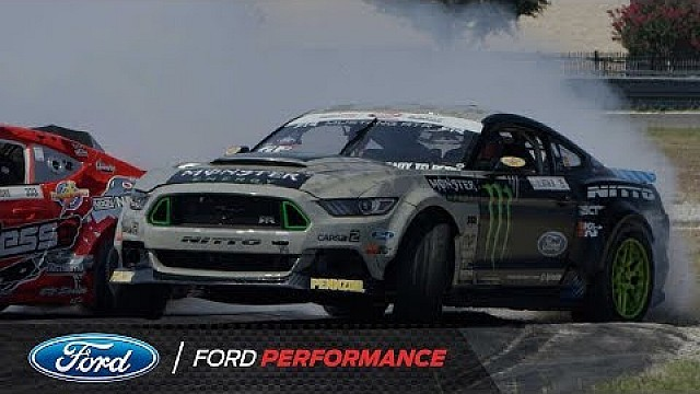 Formula Drift Texas recap | Ford Mustang | Ford Performance