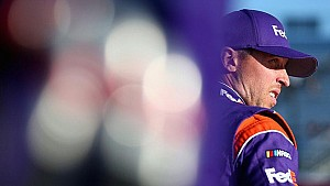 Denny Hamlin, Mike Wheeler talk penalties