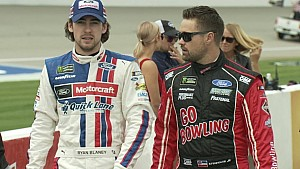 Blaney and Stenhouse: Fueled by first-time playoffs