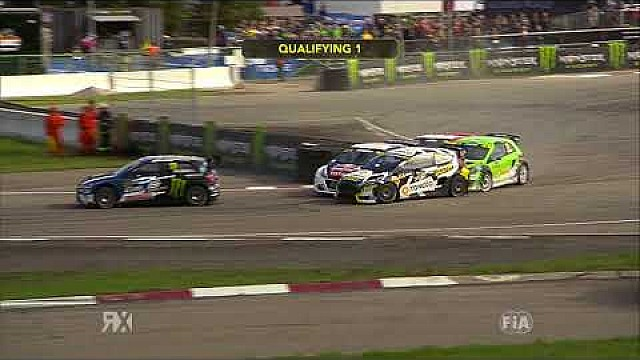 Riga: Highlights, Qualifying