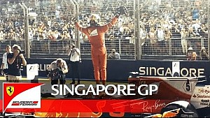 Singapore Grand Prix - Behind the scenes