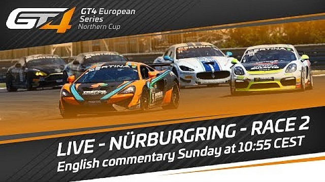 GT4 European Series Northern Cup - Nürburgring 2017 - Race 2