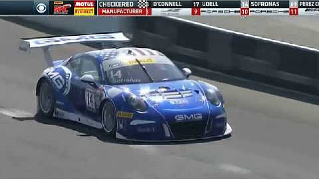 PWC GP of Sonoma GT/GTA rd.9 GT Cup rd.8 highlights